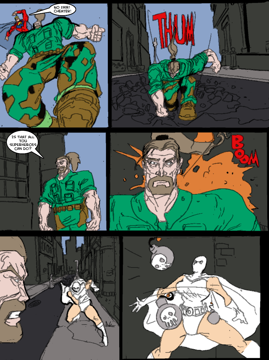 Issue 1: The First Mission - Page 9